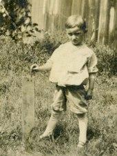 Edward, ca. 1915