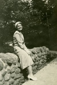 Evelyn, c. early 1930s