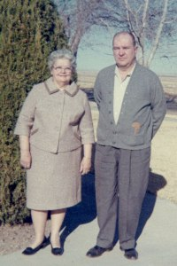 Evelyn and Hank, Jan. 1969