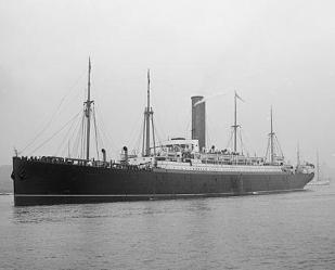 RMS Saxonia