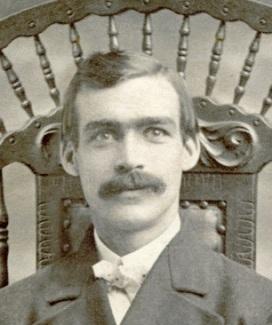Arthur George, 1906